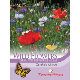Wild Flower Cornfield Mixture Seeds