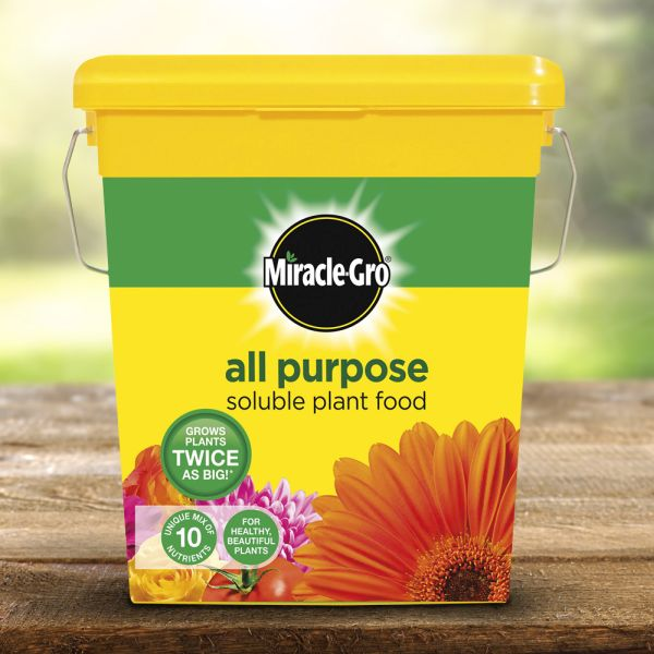 Miracle-Gro All Purpose Plant Food - 2kg Tub