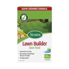 Scotts Lawn Builder 100m2