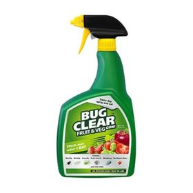 Bug Clear Fruit and Vegetables Gun 800ml