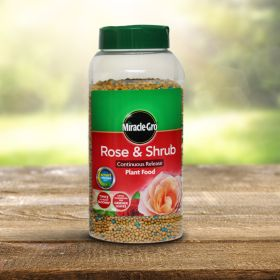 Miracle-Gro Rose & Shrub Continuous Release Plant Food 1 kg
