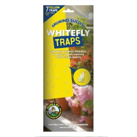 Greenhouse Whitefly Traps 7 Pack