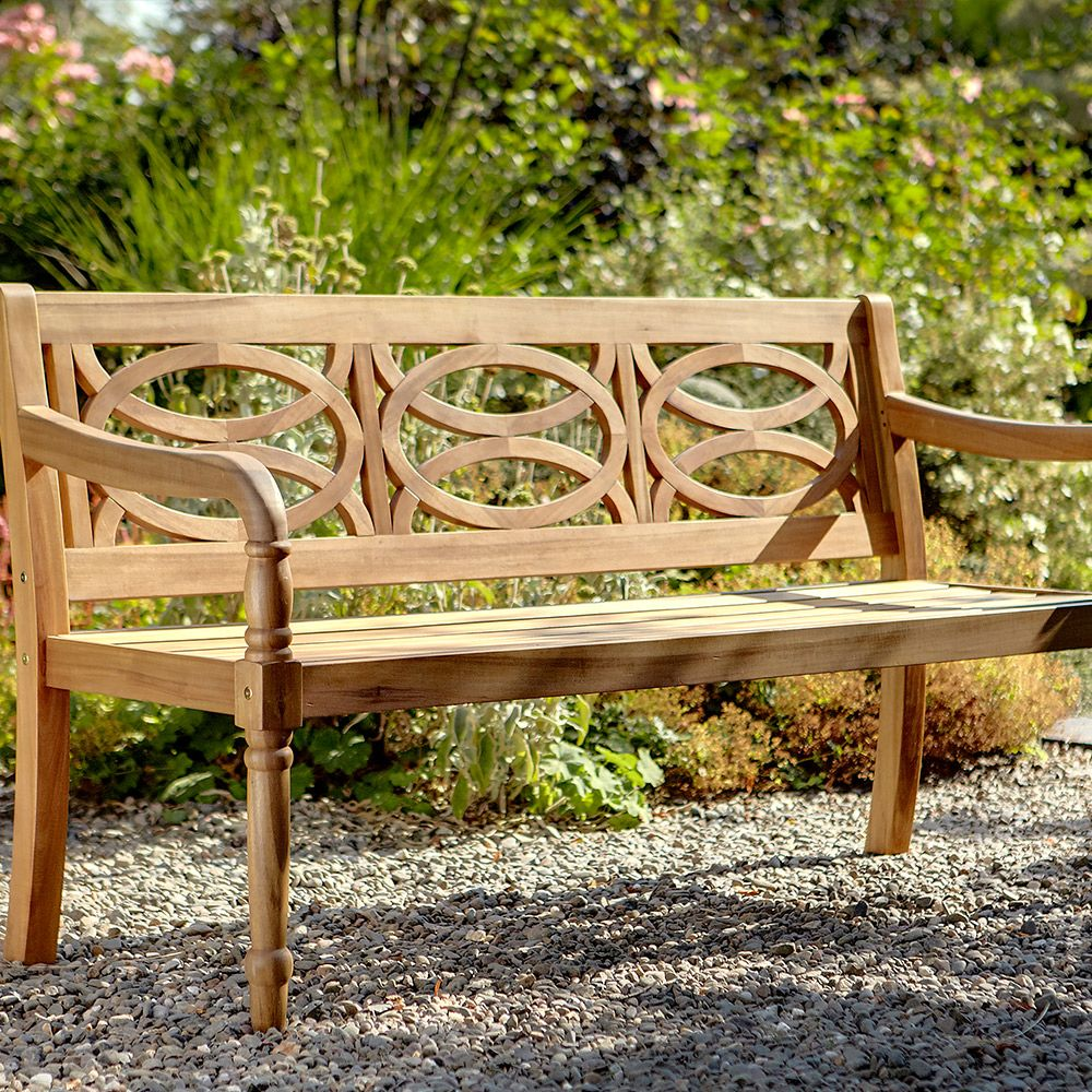 Cleobury 3 Seat Bench Benches Amp Swing Seats Squires