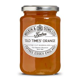 'Old Times' Orange Fine Cut Marmalade 454g