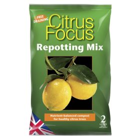 Citrus Focus Repotting Mix Bag 2 Litre