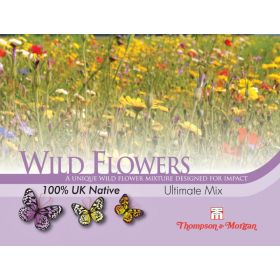 Wild Flower Ultimate Mix Seeds