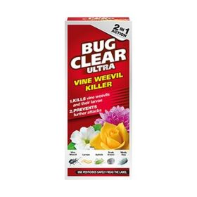 Bug Clear Ultra Vine Weevil Killer - Concentrate - 480ml