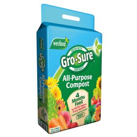 Gro-Sure All-Purpose Compost 10 Litre