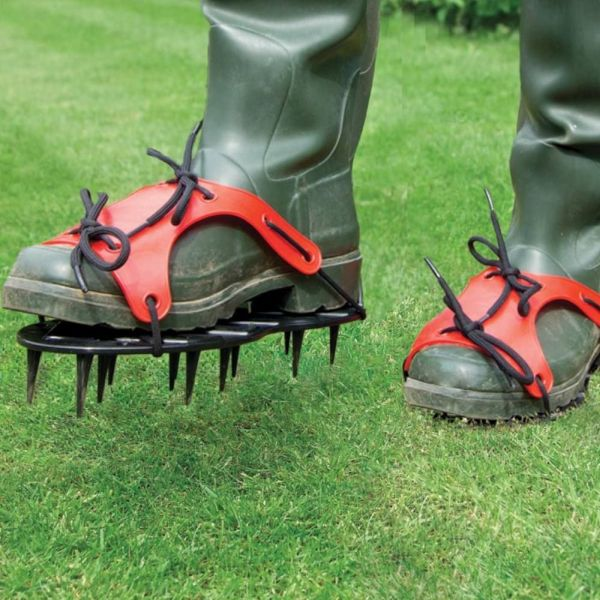Super Tough Lawn Spike Shoes