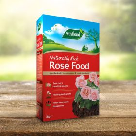 Rose Food Enriched Horse Manure 3kg