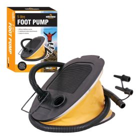 Foot Pump - 5 Litre