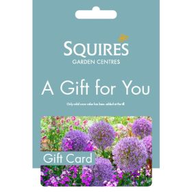 Squire's Gift Card - Alliums