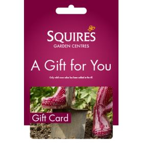 Squire's Gift Card - Wellington Boots