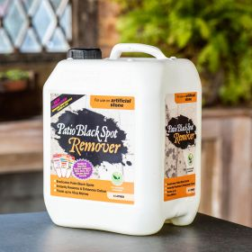 Patio Black Spot Remover - Artificial Stone - 2 Litre