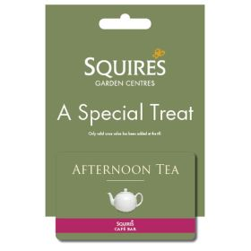 Squire's Afternoon Tea Gift Card