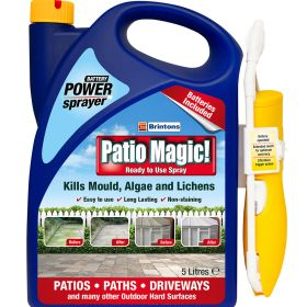 Patio Magic! - Ready To Use - 5 Litre