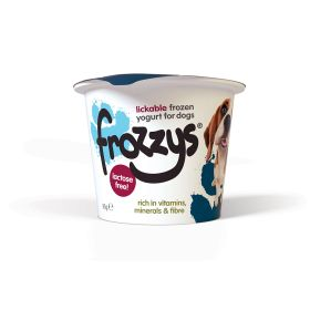 Frozzys Blueberry 85g 4 Pack
