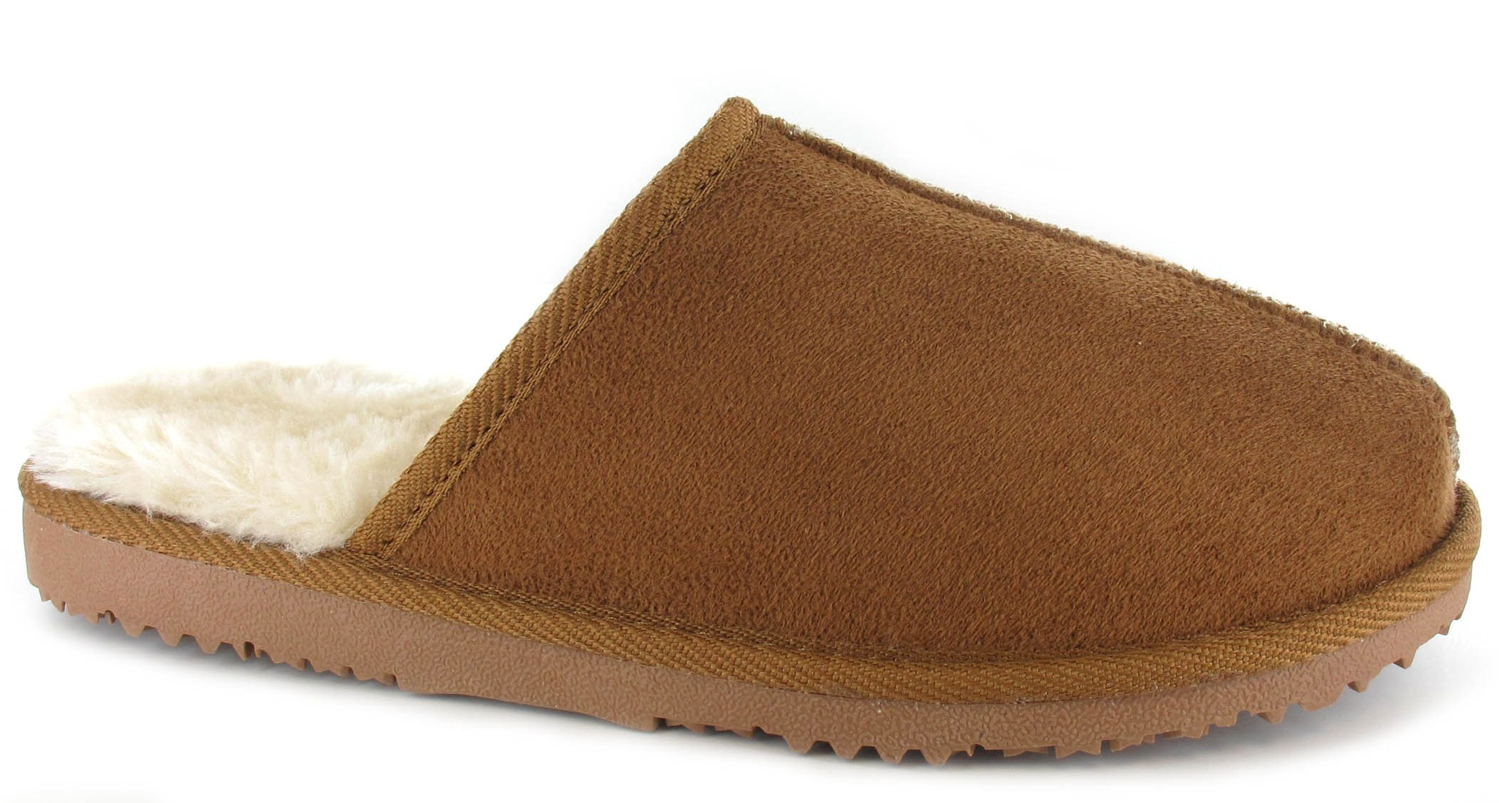 ce9cd8eb2200 Ella Shoes - Jack Men s Slipper - Chestnut - Footwear - Squires ...