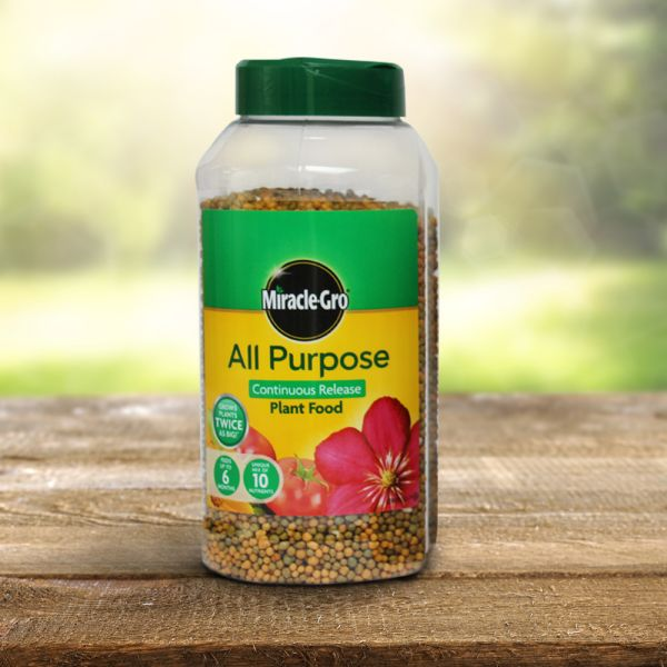 Miracle-gro Plant Food Slow Release 1kg