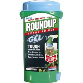Roundup Tough Ready To Use Weed Gel 100ml
