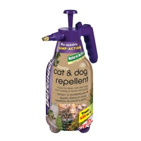 Cat & Dog Repellent Spray 1.5 Litre
