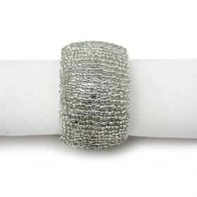 Bliss Silver Napkin Ring
