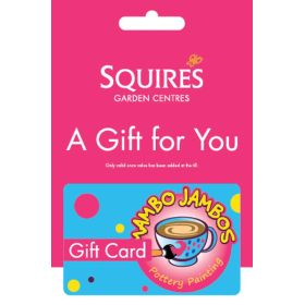 Squire's Mambo Jambos Gift Card
