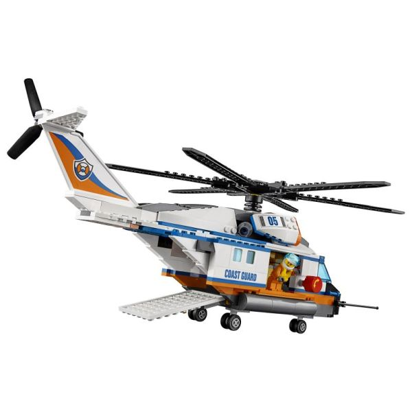 Lego Heavy Duty Rescue Helicopter Set Lego Squires Garden Centres