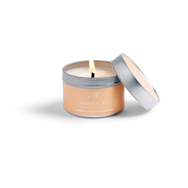 Seville Orange & Clementine - Tin Candle Small
