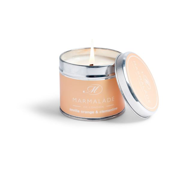 Seville Orange & Clementine - Tin Candle Medium