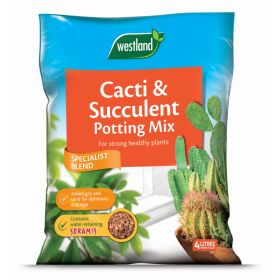 Cacti & Succulent Potting Mix 4 Litres