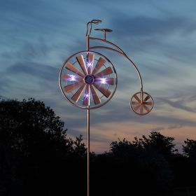 Penny Farthing Windspinner