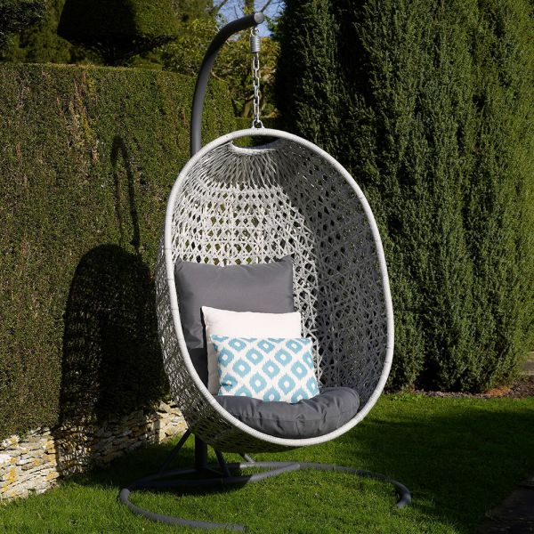 Monterey Single Hanging Cocoon Chair