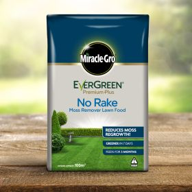 Miracle Gro Evergreen No Moss No Rake 100m