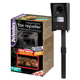 Mega Sonic Fox Repeller