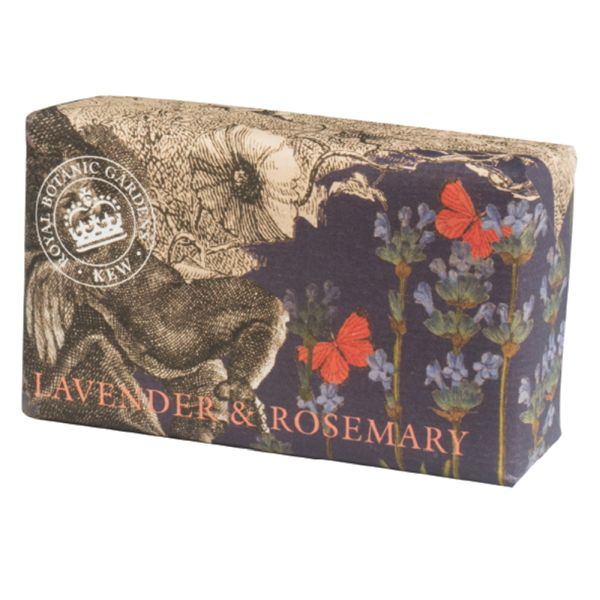 Lavender & Rosemary Luxury Shea Butter Soap