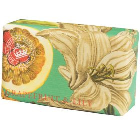 Grapefruit & Lily Luxury Shea Butter Soap