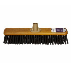 "Countryman 18"" Stiff PVC Broom"