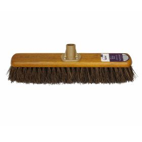 "Countryman 18"" Stiff Bassine Broom"