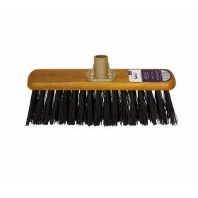 "Countryman 13"" Stiff PVC Broom"
