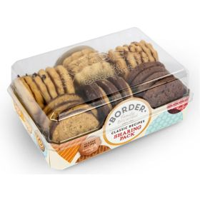 Border Biscuits Variety Share Pack