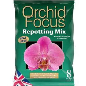 Orchid Focus Repotting Mix Bag 8 Litre