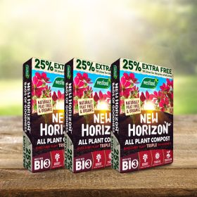 New Horizon All Plant Compost 40 Litres + 25% free