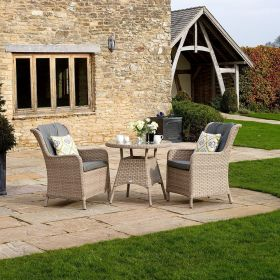 Blenheim 2 Seater Bistro Set