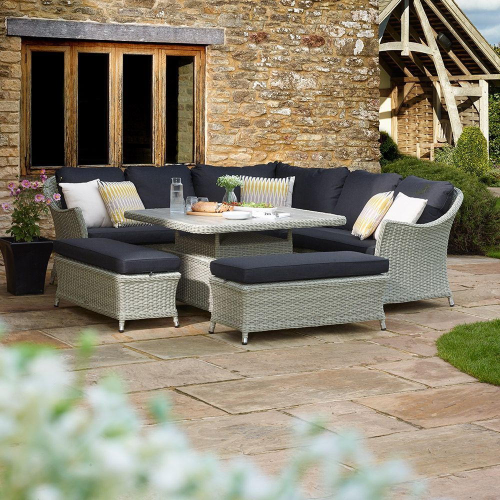 Chatsworth Modular Sofa Suite With Benches