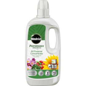Miracle-Gro Perform Organics Plant food 1 Litre