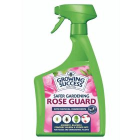 Growing Success Natural Power Rose Guard 800ml