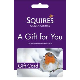 Squire's Gift Card - Robin