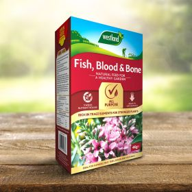 Fish, Blood & Bone 4kg