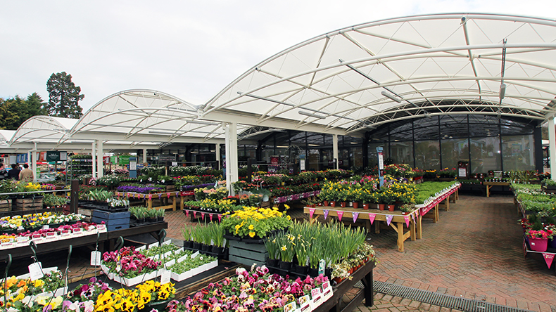eb91e3dd718a97 Our garden centre is complemented by a Wildflower Walk   Wildlife Garden